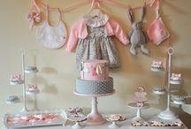 Pink & Grey BabyShower