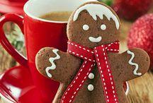 *Vánoční perníčky* - X-mas gingerbread