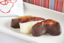 チョコレート菓子のお土産