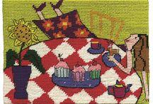 Needlework & Tapestry