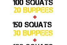 Earn and burn workout
