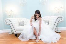 Love & Lavender Wedding