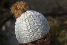 Henriette Pro / Knitted winter hats