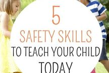 Teaching Safety to Your Children