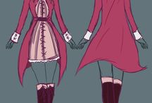 D&D- Midian Clothing
