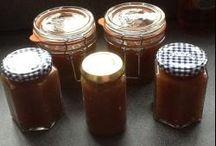 chutneys and jams