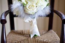 Ideas for Amelia's wedding / December wedding flowers