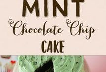 민트 케이크