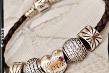 My new Pandora bracelet