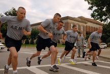 Score Better on APFT / Resources to help Soldiers score better on their APFTs.