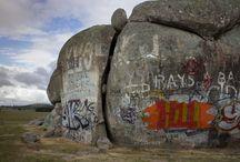 Thunderbolts Rock, Uralba, NSW