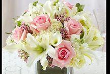 цветы на стол