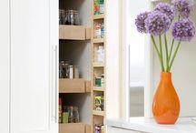 Storage Solutions : Kitchen