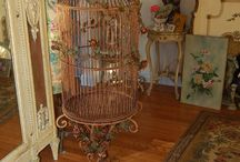 bird cage / by Doris Campbell