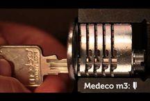 Medeco High Security Locks