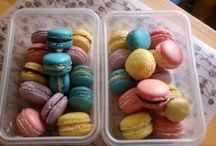 Backen / Macarons