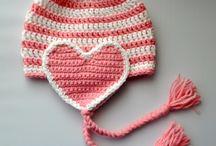 Crochet hat for babys