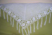 Mantones crochet