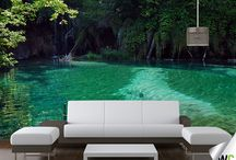Decorating with Emerald Green / Some great tips on how to best decorate with Emerald Green, colour of the year 2013!