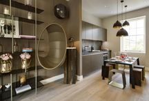 Dřevěné podlahy a obložení stěn / Wood Flooring and Wall covering