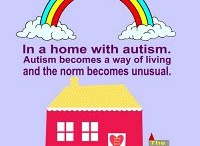 Special Needs / for my family it's Autism, Hyperlexia, MERLD, CAPD, SPD, pediatric feeding disorder and a whole lot of other labels / by Allie Fields