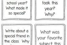 Classroom: End of Year