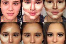 maquillaje fantastico