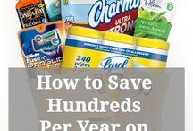 $ Savings Ideas $ / by Jennifer S