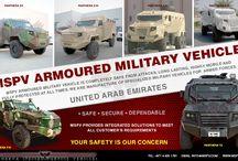 Armored Military Vehicles UNITED ARAB EMIRATES
