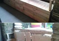 funky furniture & pallets