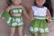 "18"" dolls knits"