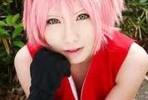 Cosplay - Sakura Haruno
