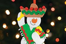 spanish ornaments