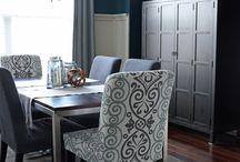 House Interiors: Dinning room