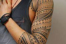 tribal tatoo