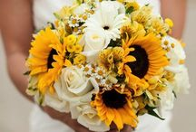Stacy's Wedding Flowers / by Leah Meray