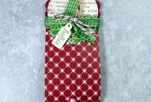 Karácsonyi édesség csomagolás