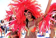 Caribbean Carnival / Featured images of Caribbean Carnival photography. #costumes #music #dance