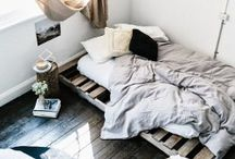 room of bed.