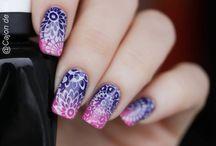 decorador de uñas