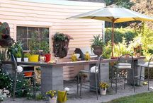 OUTDOOR KITCHEN / PATIO / by Cheryl Ohms