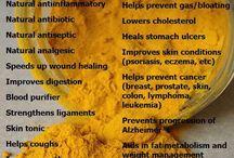 Terveysruoka / Ruokia, joilla sairauksiin ennaltaehkäiseviä vaikutuksia.