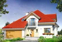 Projekty domów energooszczędnych / W tej kategorii znajdziecie Państwo projekty uwzględniające rozwiązania zwiększające energooszczędność ,dzięki czemu zbudowane domy będą tańsze w późniejszej eksploatacji . Przede wszystkim to wszystkie projekty z naszej oferty  , które mają lepsze niż standardowe docieplenia zewnętrznych przegród :  ścian , dachów , podłóg .  / by MG Projekt | Projekty Domów