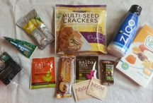 {Health and Fitness} / Subscription boxes that focus on fitness, healthy snacks and overall wellness