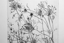 etching drypoint aquatint