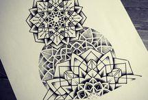 Mandala sleeve