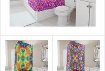 Cool colors for your bathroom