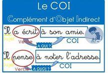FLE - Grammaire