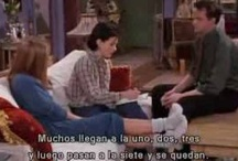 F.R.I.E.N.D.S / Videos and photos of the best serie ever. F.R.I.E.N.D.S / by Pedro Mendes