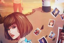 Life is Strange arts and more